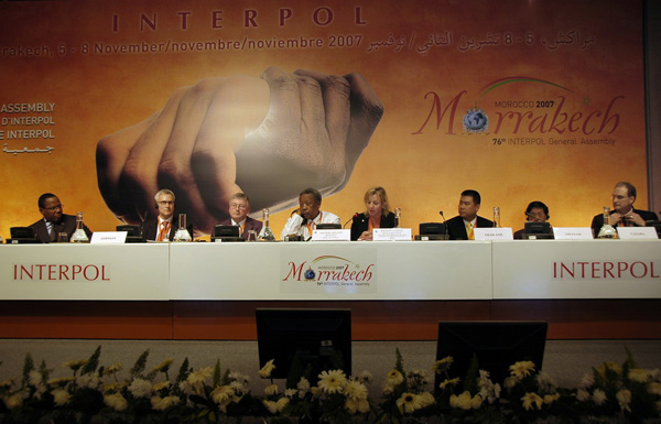 INTERPOL's 76th General Assembly