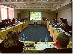 ICMP's seminar for the Special Department for War Crimes of the Prosecutors' Office of Bosnia and Herzegovina