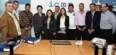 Iraqi delegation in ICMP HQ in Sarajevo