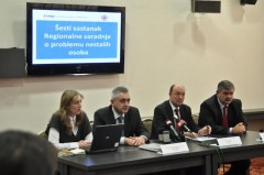 Press Conference following the 6th Regional Cooperation Meeting on Missing Persons' Issue