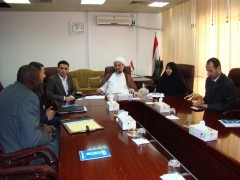 Iraqi Parliament's Committee for Martyrs and Political Prisoners Meets with ICMP