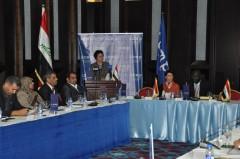 ICMP seminar in Baghdad, Iraq