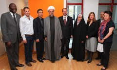 Five Iraqi Parliament members conclude a visit to ICMP and BiH