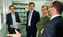 British Ambassador to Bosnia visits ICMP Tuzla