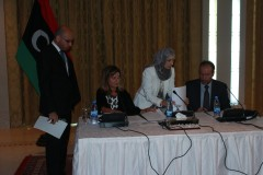 ICMP and Libya sign an agreement on cooperation