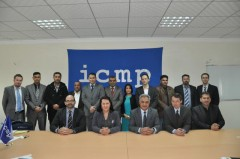 ICMP's working group meeting brings together authorities involved in missing persons issue in Iraq