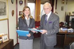 Potpisivanje sporazuma o saradnji između ICMP i IOM