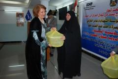 النساء الكرديات والعربيات في العراق يرسلن اشارة قوية للمصالحة الوطنية