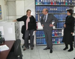 Visit by Dutch Ambassador H.E. Mr. Jurriaan Kraak to ICMP in Tuzla