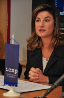 Kathryne Bomberger, ICMP Director General