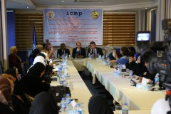 ICMP conference in Erbil