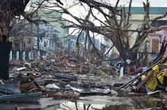 Typhoon Haiyan - Photo Wikipedia