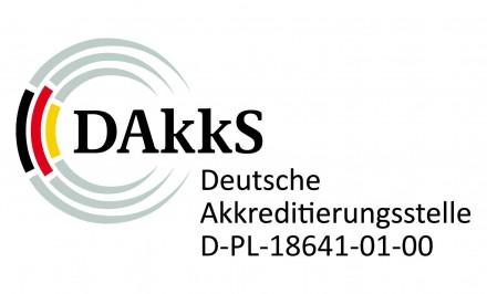 ICMP's ISO accreditation is monitored by Deutsche Akkreditierungsstelle (DAkkS)