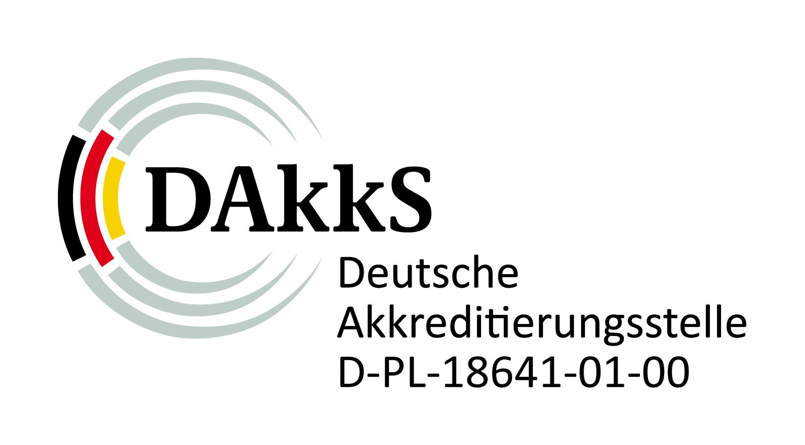 ICMP's ISO accreditation is monitored by Deutsche Akkreditierungsstelle (DAkkS)