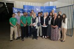 Grupa britanskih parlamentaraca koja je posjetila prostorije ICMP u Tuzli.