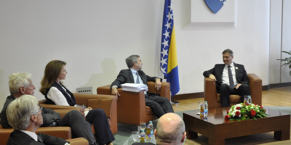 2015 10 07_Commissioners metting with BiH PM Zvizdic