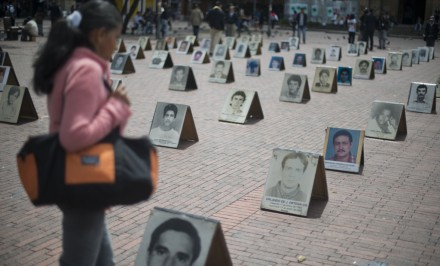 COLOMBIA-HUMAN RIGHTS-MISSING