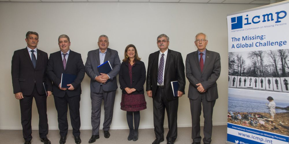 ICMP ICMP and Partners Launch Regional Framework Plan To